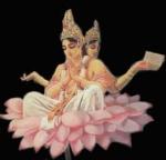I am All-devouring Death and Of Creators I am Brahmā